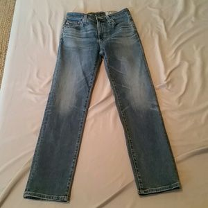 AG Adriano Goldschmied The Isabelle high rise jean